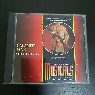 Calamity Jane  - The Musicals Collection #19 CD • 5.49£