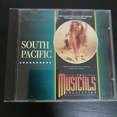 £5.31 • Buy South Pacific  - The Musicals Collection #72 CD