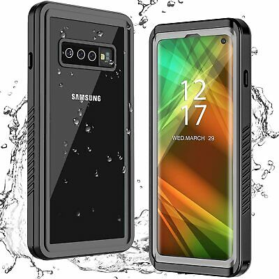 AU26.96 • Buy Waterproof Screen Protector Case For Samsung Galaxy S21,S20,S10,S9,S8 Plus/Ultra