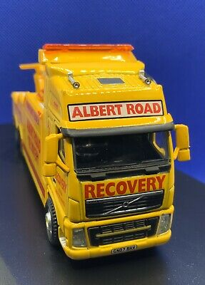 £32 • Buy OXFORD DIECAST (VOL01REC) 1/76th SCALE VOLVO RECOVERY TRUCK ALBERT ROAD RECOVERY
