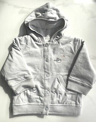 Marese Baby Reversible Padded Jacket With Hood Age 6months • 1.50£
