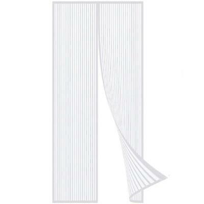 £6.99 • Buy Magic Curtain Door Mesh Magnetic Fastening Mosquito Fly Bug Insect Net Screen
