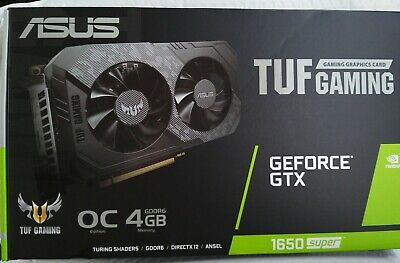 $ CDN282 • Buy ASUS TUF GAMING GEFORCE GTX 1650 Super OC Edition *IN HAND* *FAST SHIPPING*
