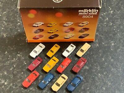 AU43.77 • Buy Marklin Spur Z Scale/gauge Assorted Car Set.