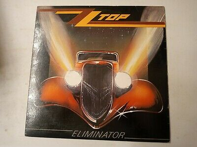 AU19.65 • Buy ZZ Top ‎– Eliminator - Vinyl LP 1983