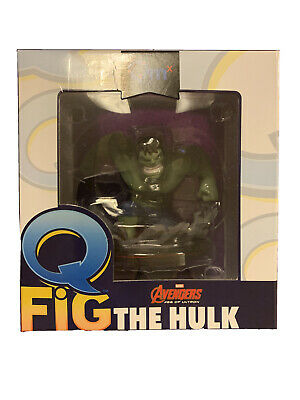 $ CDN1.25 • Buy Incredible Hulk Q Fig Marvel Avengers Age Of Ultron 2016 Loot Crate (FAST SHIP!)