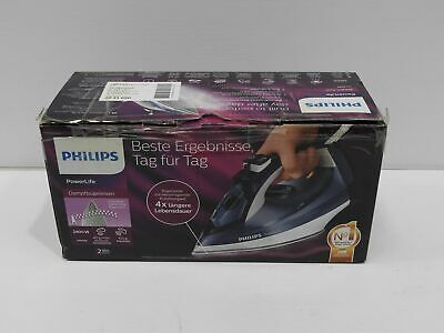 AU55.24 • Buy Philips GC2996 PowerLife Home Steam Iron Garment Clothes Steamer Drip Stop 2400W