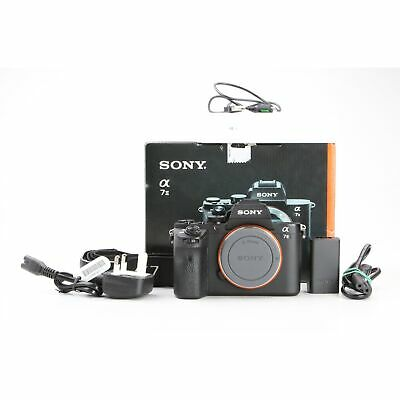 $ CDN1174.84 • Buy Sony Alpha 7 II + Gut (230803)