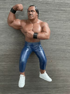 $ CDN17.19 • Buy WWF / WCW Galoob Ron Simmons Loose Action Figure