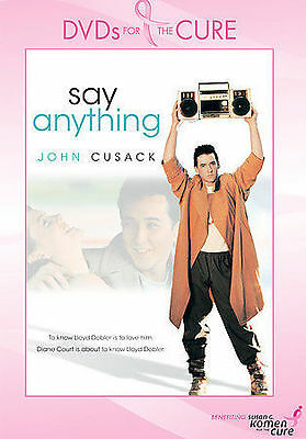 AU96.94 • Buy Say Anything (DVD, DVDs For The Cure Edition) *** NEW & SEALED ***