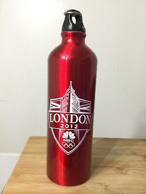 £10 • Buy London 2012 Olympics - Water Bottle - Official NBC Merchandise - Used