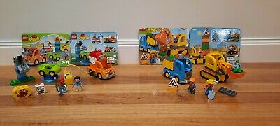 AU28 • Buy Like Brand Mew Lego Duplo 10812 And 10814 - Complete Sets