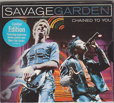 AU6.50 • Buy Chained To You [Single] By Savage Garden (CD Single)