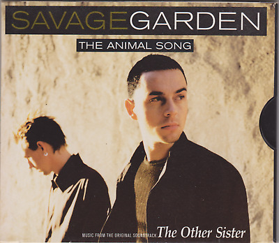 AU6.50 • Buy The Animal Song [Single] By Savage Garden (CD)