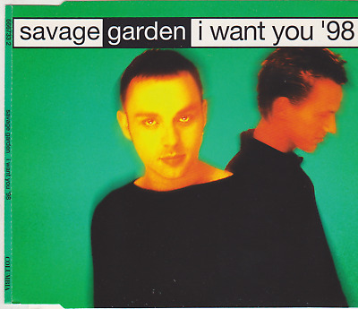 AU6.50 • Buy I Want You [Single] By Savage Garden (CD)