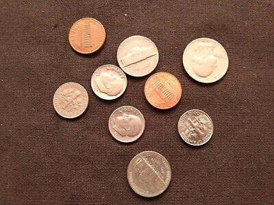 AU2.58 • Buy USA, 9 Old Coins