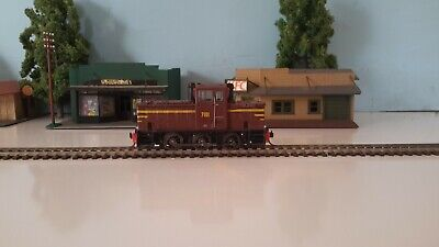 AU170 • Buy Ho Model Trains Idr Models Ho Nswgr 71 Class 7101 Dcc & Esu Sound