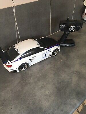 Tamiya 1/10 Scale Rc Tl01 , TL-01 , Chassis , Bmw  Bodyshell , Spares Or Repair  • 100£