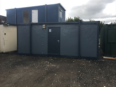 £4500 • Buy Welfare Unit, Sleeper Pod, Shower , Toilet, Shipping Container, Anti Vandal Unit