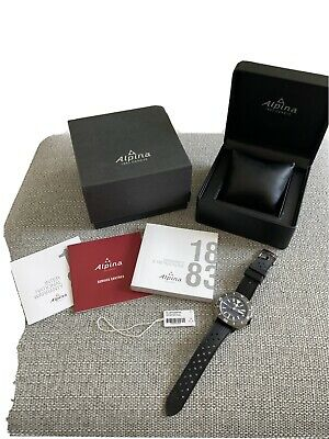 View Details Alpina Seastrong Watch • 395.00£