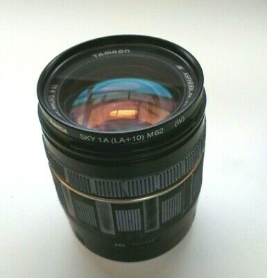 Tamron AF Aspherical XR IF 28-200mm Macro Camera Lens For Canon Ref: F383B • 39.99£