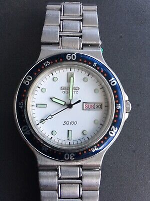 Seiko SQ100 Spares Or Repair • 12.70£