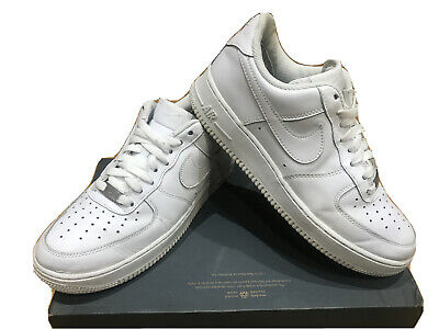 AU1.78 • Buy Mens Nike Air Force 1 Trainers Size 7 White