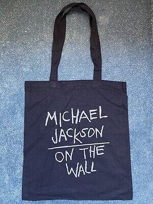 £20 • Buy Michael Jackson On The Wall Exhibition London Official Souvenir Tote Bag