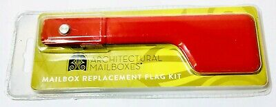 $15.50 • Buy Architectural Mailboxes 5285-10 Replacement Flag Kit