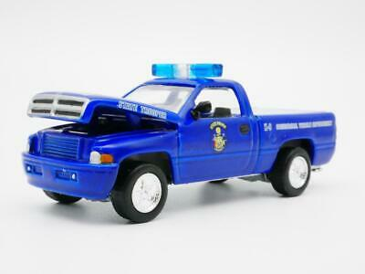 $26.95 • Buy 1996 Dodge Ram Pickup Maine State Police  1:64 Scale  Diecast Collector  Model C