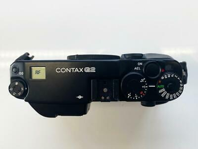 $ CDN5339.38 • Buy Contax G2 Black Body W/ Planar 45mm F/2 Camera Lens Tested Working Used