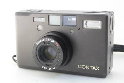 $ CDN3575.55 • Buy Contax T3 TITANIUM BLACK Sonnar 35mm F/2.8 Tested Working Used