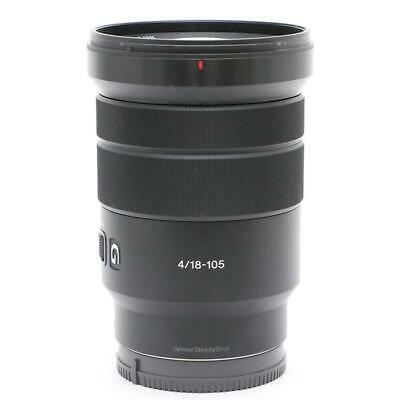 AU785.05 • Buy SONY And PZ 18-105mm F4G OSS Lens For And Mount APS-C SELP18105G 34724 JAPAN