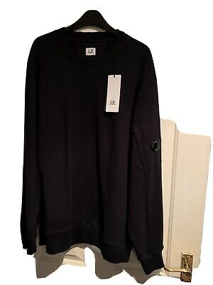 CP Company Sweatshirt Lens Viewer Black Size XXL Brand New With Tags • 110£