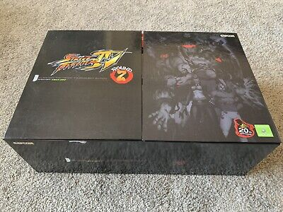 Street Fighter Iv Arcade Fightstick Edition Round 2 New In Box Xbox 360 • 21£