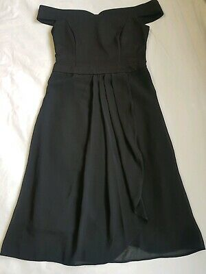 AU9.99 • Buy Forever New Black Dress - Size 6