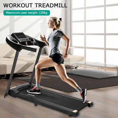 AU269.99 • Buy Foldable Treadmill Bluetooth Connection Multifunctional Fitness Running Machine