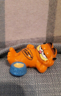 Garfield Bully Vintage Figure 1978/81 West Germany Excellent Condition • 5£