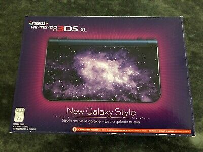 AU386.86 • Buy **BRAND NEW NEVER USED**Nintendo 3DS Xl Galaxy Edition **CHARGER NOT INCLUDED**