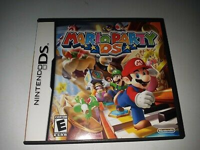AU27.52 • Buy Mario Party Authentic Nintendo DS Game Complete!