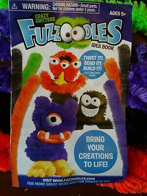 £7.78 • Buy FuzzOOdles Crazy Critters & Idea Book