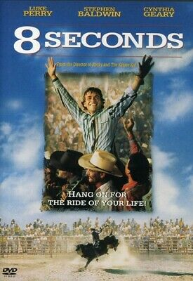 AU12.25 • Buy 8 Seconds Dvd - Single Disc Edition - New Unopened - Luke Perry
