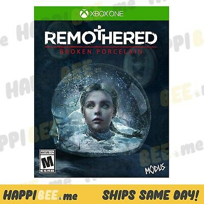 $32.99 • Buy Remothered Broken Porcelain (Xbox One 1 Series X S)🍯Sony (Adventure Video Game)