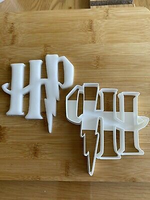 £5.99 • Buy Cookie Cutter Harry Potter Initial Large Biscuit, Pastry, Fondant Cutter