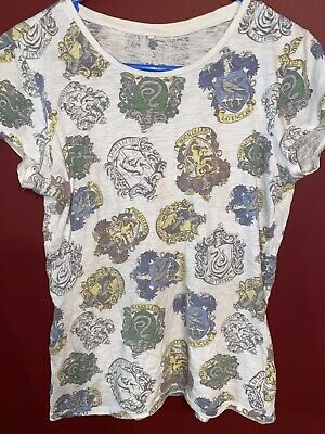 AU14.95 • Buy HARRY POTTER ~ Womens Tee Top ~ Size XS ~ ITEMS CLOTHES = FREE POST