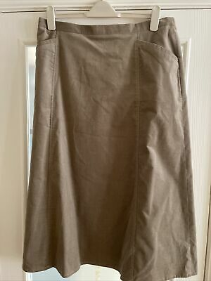 Cotswold Collection 18 Skirt Beige • 10£
