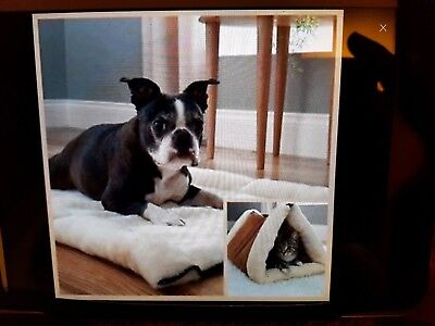 2 In 1 Pet Bed Tunnel And Mat • 11£