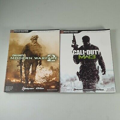 Call Of Duty - Modern Warfare 2 + 3 - Official Strategy Guide PS3, XBOX 360 & PC • 6.99£