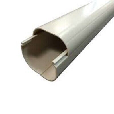 AU15 • Buy 2m Long PVC Duct Pipe Air Conditioner Wall Cover 75x2000mm Ducting