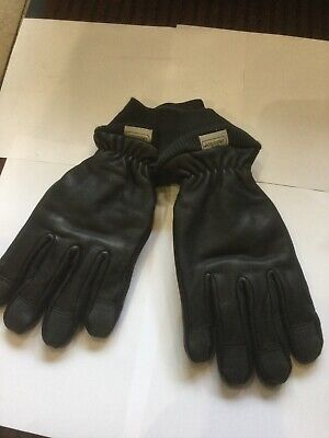 £26.90 • Buy Fire & Rescue Fire Fighter Crosstech Waterproof Breathable Leather Gloves